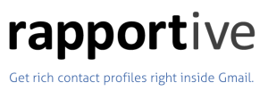 Rapportive is an inbox secret agent that gets you detailed profiles of your email contacts.